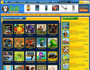 เยี่ยมชมเว็บไซต์เกม Zo8 ด้วยกันไหม